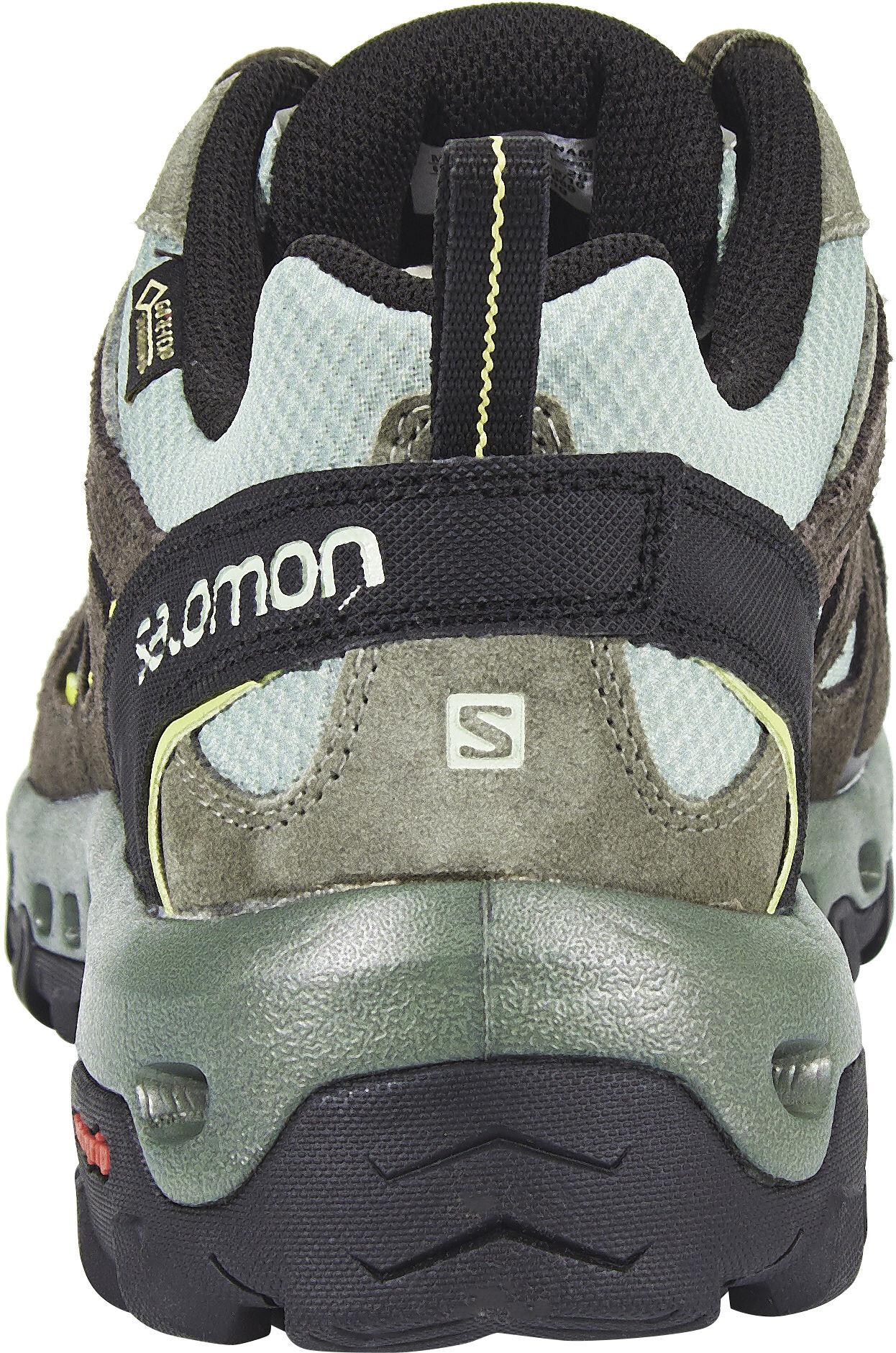 8caa640e0fe Salomon Evasion 2 GTX Surround Miehet kengät , harmaa | Addnature.fi